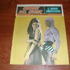 Cómics: EL HOMBRE ENMASCARADO Nº 2 BURU LAN COMICS (BURULAN) 1971 - REFª (JC). Lote 32195638