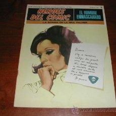 Cómics: EL HOMBRE ENMASCARADO Nº 5 BURU LAN COMICS (BURULAN) 1971 - REFª (JC). Lote 32195643