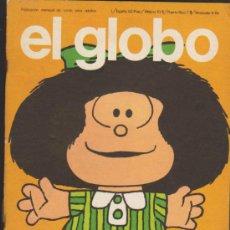Cómics: EL GLOBO LOTE DE 4 EJEMPLARES: 1, 3,4, Y 5. BURU LAN.. Lote 32274918