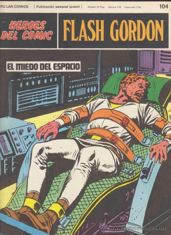 FLASH GORDON. LOTE DE 36 EJEMPLARES. BURU LAN 1971. (Tebeos y Comics - Buru-Lan - Flash Gordon)