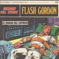 Cómics: FLASH GORDON. LOTE DE 36 EJEMPLARES. BURU LAN 1971.. Lote 32282451