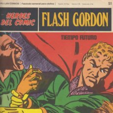 Cómics: FLASH GORDON. Nº 51 . BURU LAN 1971.. Lote 32282611