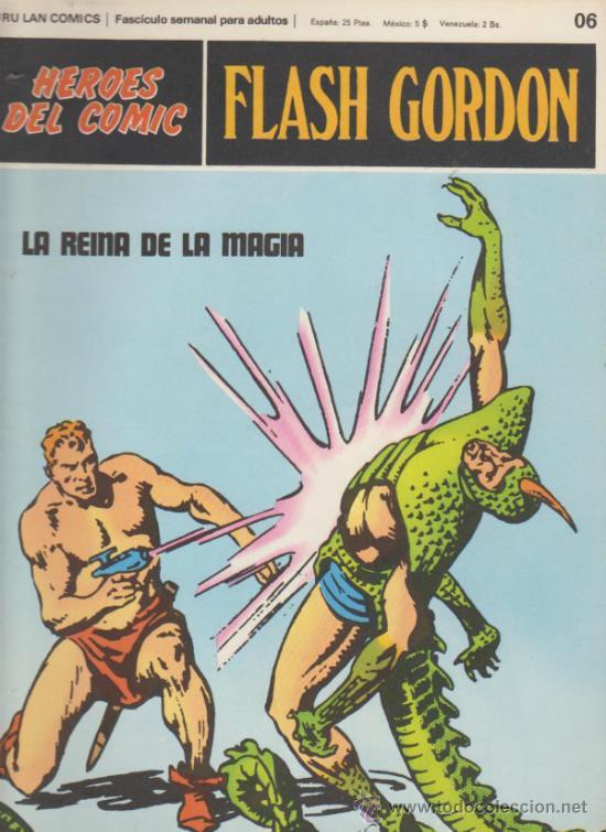 FLASH GORDON. LOTE DE 14 EJEMPLARES DEL 06 AL 019. BURU LAN 1971. (Tebeos y Comics - Buru-Lan - Flash Gordon)