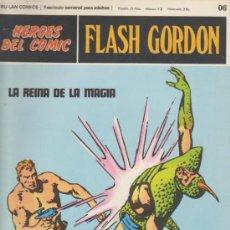 Cómics: FLASH GORDON. LOTE DE 14 EJEMPLARES DEL 06 AL 019. BURU LAN 1971.. Lote 32282680