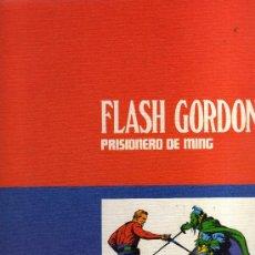 Cómics: FLASH GORDON (BURULAN) TOMO 1: PRISIONERO DE MING. Lote 32310167