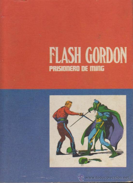 FLASH GORDON TOMO Nº 1. BURU LAN 1971. (Tebeos y Comics - Buru-Lan - Flash Gordon)