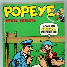 Cómics: POPEYE POPEYE RECLUTA Nº 14 ED BURU LAN BURULAN 1971. Lote 32460816