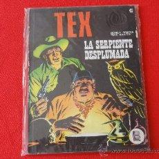Cómics: TEX Nº 43 BURULAN. LA SERPIENTE DESPLUMADA. Lote 32498733