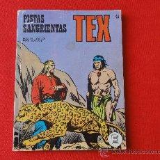 Cómics: TEX Nº 46 BURULAN. PISTAS SANGRIENTAS. Lote 32499571