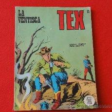 Cómics: TEX Nº52. ED. BURULAN. LA VENTISCA.. Lote 32500648