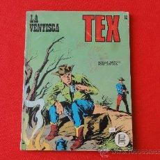 Cómics: TEX Nº52. ED. BURULAN. LA VENTISCA.. Lote 32500732
