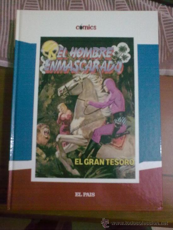 EL HOMBRE ENMASCARADO. (Tebeos y Comics - Buru-Lan - Hombre Enmascarado)
