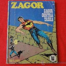 Cómics: ZAGOR Nº 13 BURULAN. ZAGOR CONTRA YASKA. Lote 32547461