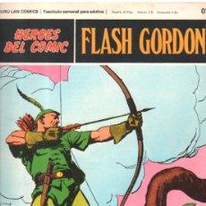 Cómics: FLASH GORDON. HEROES DEL COMIC. BURULAN COMICS. EL REINO DE BARIN. Nº 015. . Lote 32554247