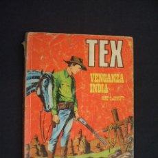 Cómics: TEX - Nº 25 - VENGANZA INDIA - BURU LAN EDICIONES - . Lote 32569779