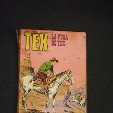 Cómics: TEX - Nº 82 - LA FUGA DE TEX - BURU LAN EDICIONES - . Lote 32569969