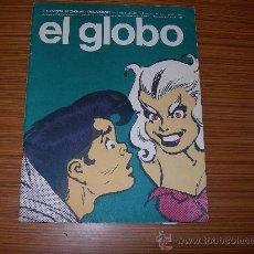 Cómics: EL GLOBO Nº 4 DE BURU LAN. Lote 32634656