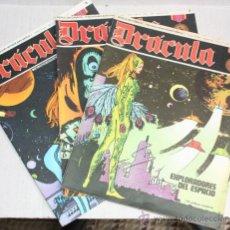 Cómics: DRACULA VOLUMEN DOS: Nº1 + Nº3 + Nº4 (OFERTA LOTE). Lote 32643620
