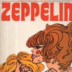 Cómics: REVISTA ZEPPELIN. COMIC. BURU LAN. 1973. AÑO I, Nº 1. .. Lote 32645759