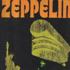 Cómics: REVISTA ZEPPELIN. COMIC. BURU LAN. 1973. AÑO I, Nº 2. .. Lote 32645778
