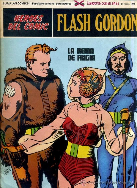 Cómics: FLASH GORDON Nº2 - Foto 1 - 32669647