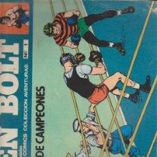 Cómics: BEN BOLT Nº 1. BURU LAN.. Lote 32749131