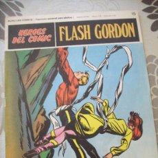 Cómics: HÉROES DEL CÓMIC. FLASH GORDON Nº. 15.. Lote 32917179