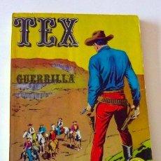 Cómics: TEX Nº 6. GUERRILLA. BURU LAN. 1970. EN . Lote 32938065
