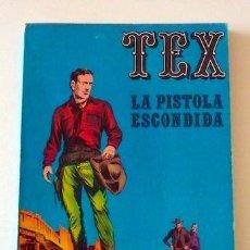Cómics: TEX Nº 7. LA PISTOLA ESCONDIDA. BURU LAN. 1970. EN . Lote 33094678
