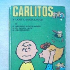 Cómics: CARLITOS Y LOS CEBOLLITAS TOMO 2 / BURU LAN (BURULAN) 1971. Lote 47343060