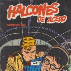 Cómics: HALCONES DE ACERO Nº 5. PIRATAS DEL AIRE. BURU LAN 1973. (80 PÁGINAS). Lote 33261395