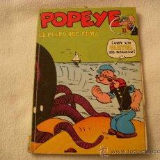 Cómics: POPEYE Nº 11, EDITORIAL BURULAN. Lote 33277367