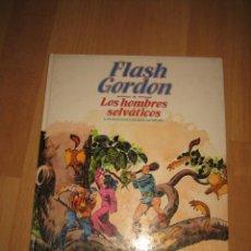 Cómics: FLASCH GORDON Nº 6 LOS HOMBRES SELVATICOS EDICIONES BURULAN 1983. Lote 33317542