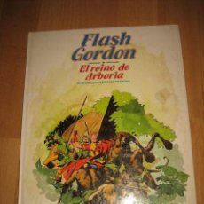 Cómics: FLASCH GORDON Nº 7 EL REINO DE ARBORIA EDICIONES BURULAN 1983. Lote 33317585