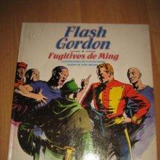 Cómics: FLASCH GORDON Nº 8 FUGITIVOS DE MING EDICIONES BURULAN 1983. Lote 33317626