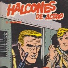Cómics: HALCONES DE ACERO Nº 1,2 Y 3. BURU LAN (TOMOS DE 80 PÁGINAS). Lote 33352825