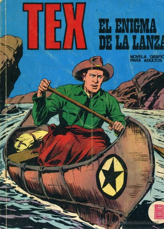 TEX Nº33 (Tebeos y Comics - Buru-Lan - Tex)