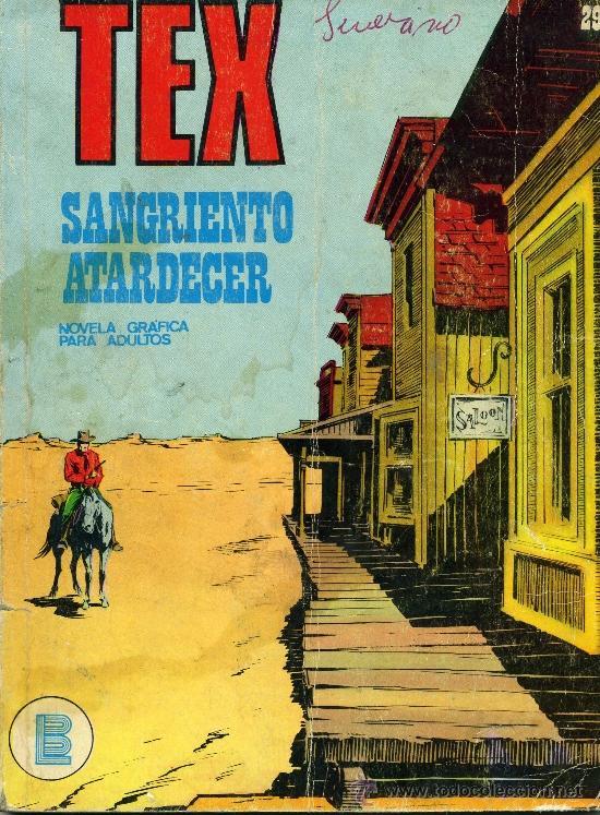 TEX Nº29 (Tebeos y Comics - Buru-Lan - Tex)