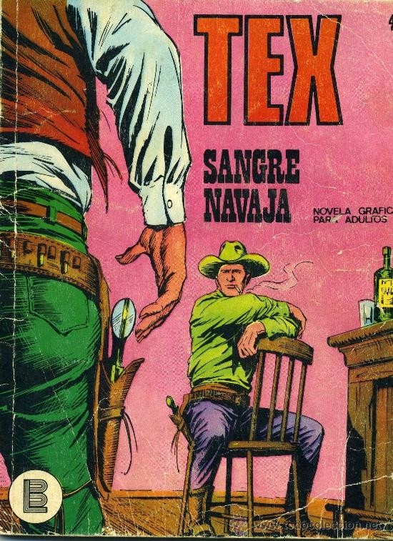 TEX Nº44 (Tebeos y Comics - Buru-Lan - Tex)