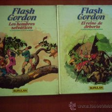 Cómics: FLASH GORDON . BURU LAN. ALBUMS 6-7 MAS EL 5 DE REGALO.. Lote 33512080