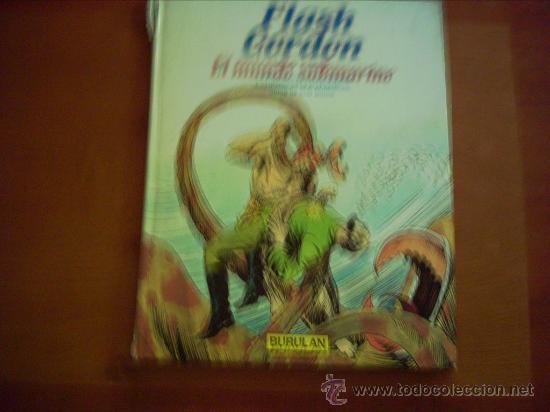 Cómics: Flash Gordon . Buru Lan. Albums 6-7 mas el 5 de regalo. - Foto 2 - 33512080