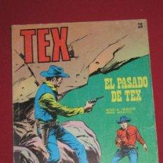 Cómics: TEX - EL PASADO DE TEX Nº 35. Lote 33564220