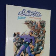 Cómics: EL HOMBRE ENMASCARADO Nº 2 - INVASION - RAY MOORE - TAPA DURA BURU LAN . Lote 33648284