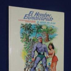 Cómics: EL HOMBRE ENMASCARADO Nº 3 - EL HEROE DEL OLAN - RAY MOORE - TAPA DURA BURU LAN . Lote 33648371