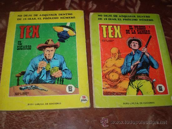 Cómics: Tex nº 1 - Foto 2 - 33659531