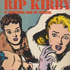 Cómics: RIP KIRBY Nº 3. LA MISTERIOSA CASA DE MUÑECAS. BURU LAN. (80 PÁGINAS). Lote 33664772