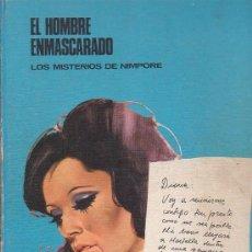 Cómics: EL HOMBRE ENMASCARADO TOMO Nº 4 - EDITA : BURU LAN 1972. Lote 33720763