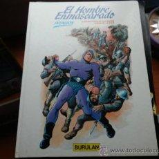 Cómics: EL HOMBRE ENMASCARADO NUM. 2 - BURULAN 1983 48 PAGINAS A COLOR - TAPA DURA. Lote 33770097