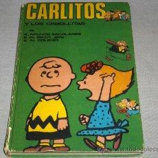 Cómics: CARLITOS Y LOS CEBOLLITAS TOMO II. BURU LAN 1971. TAPAS DURAS.. Lote 33816175
