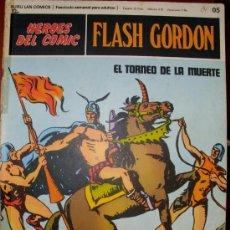 Cómics: FLASH GORDON 05 BURU LAN. Lote 33952451